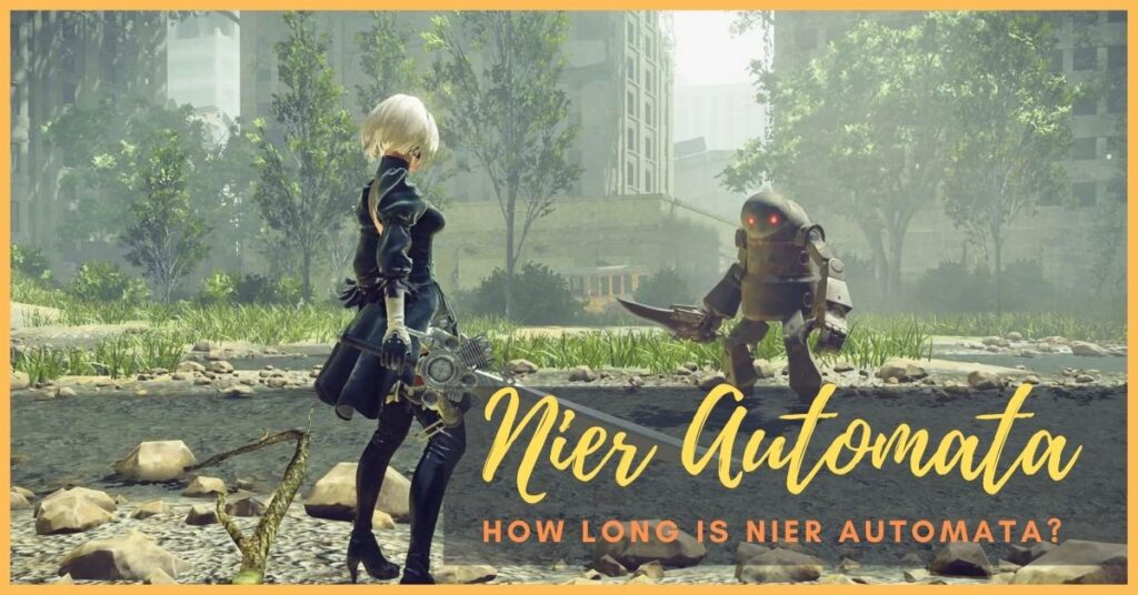 How Long Is Nier Automata