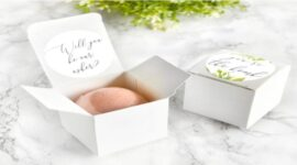 Get Durable Packaging of Empty Boxes for Bath Bombs